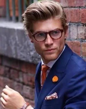 2018最新男士流行趋势发型,不知道就OUT了烫发型单烫双图片