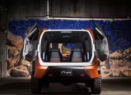 自驾游神车,如果上市必将霸占SUV市场