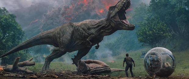 《侏罗纪世界2》为何中国比北美早上映一周?内地公映版一刀未剪