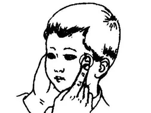 孩子发烧,感冒,头痛,就用这头面四大法,立马见效 头面 眉心 感冒 新浪网