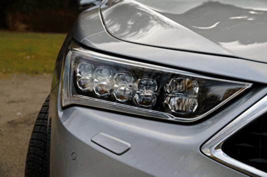 强力三马达加持!讴歌2018 Acura RLX Hybrid Elite车评!