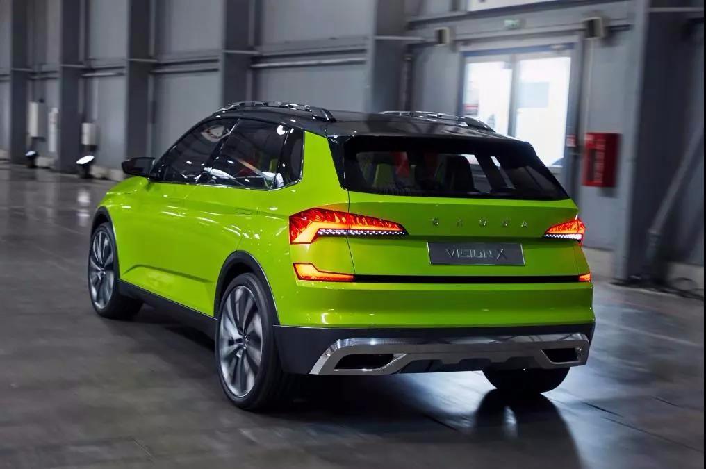 这款SUV是概念林志玲,量产还能美如刘亦菲!