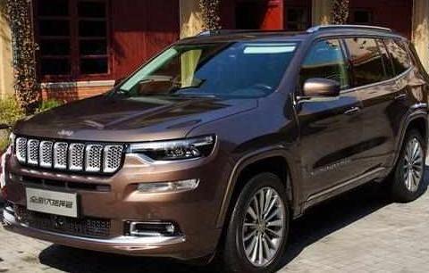 或北京车展上市 Jeep大指挥官配置信息曝光