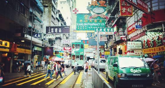 香港面积1104平方公里 建成区面积不到250平