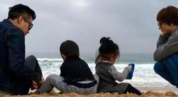 孙俪携儿女出游悉尼 时隔八年再游悉尼感触深