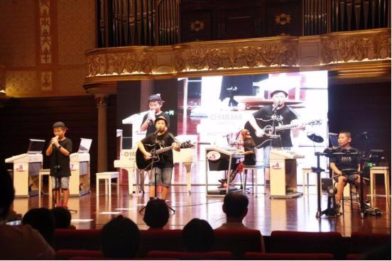 2018雅马哈儿童音乐盛典6月9日登陆华发中演大剧院
