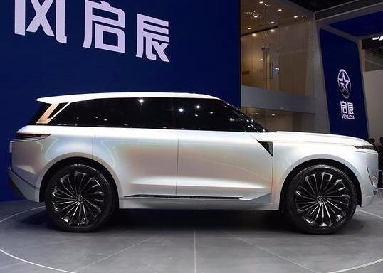 启辰The X,国产SUV的新未来,12万亲民售价颜值却不输进口车