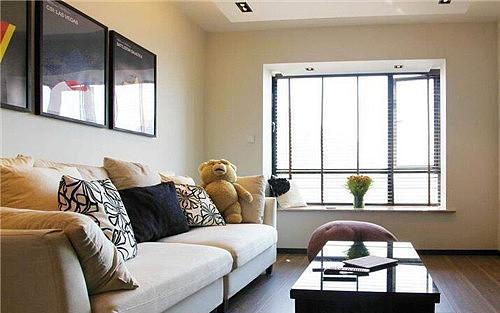 客厅窗户装修效果图 2017时尚大气的客厅窗户设计