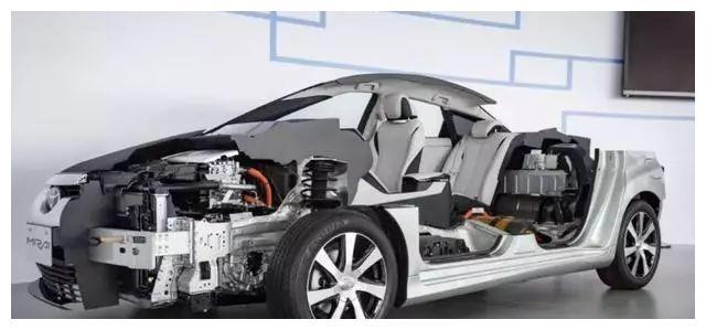 企业汽车产品也有v企业上可用的氢汽车我国燃料电池.宝骏630的A柱图片