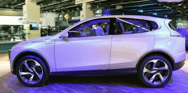 丑到爆的国产首款SUV,拿的专利却不少,特斯拉也没法比了!
