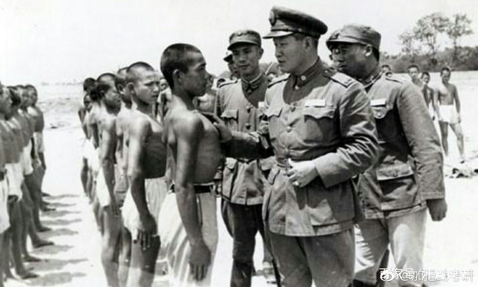 了南京大屠杀,气愤不已的孙立人将军,最终将这1200名日军俘虏全部活埋