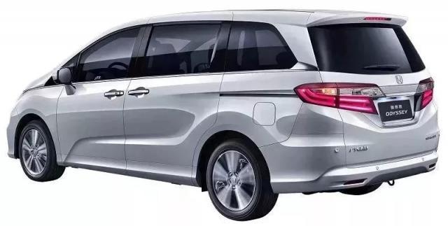 广汽本田官方发布新款奥德赛 定于7月15日正式上市