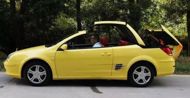 国产第一丑跑车:仅卖16万!销量几乎为0!