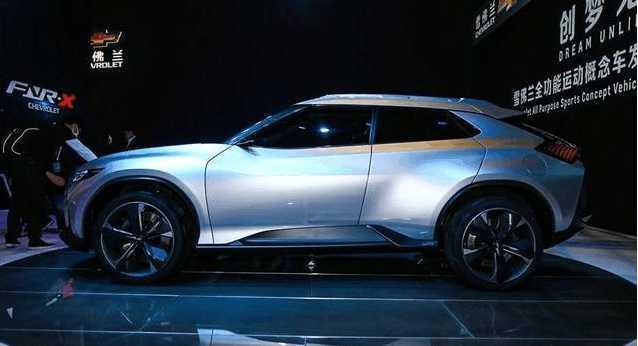 雪佛兰终于发力了!全新跨界SUV来袭,或12万起售