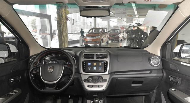 源自宝马家族设计理念的7座MPV, 裸车价5万多?