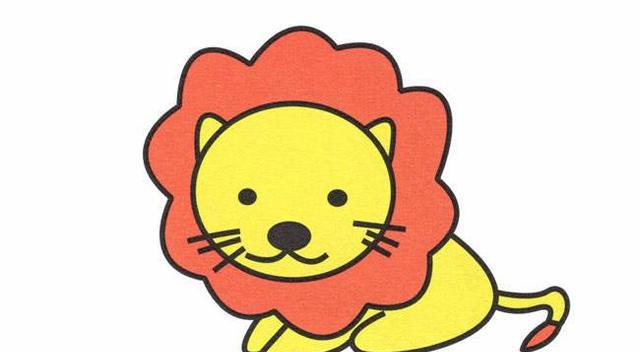 可爱的小动物简笔画,孩子看了从此爱上画画
