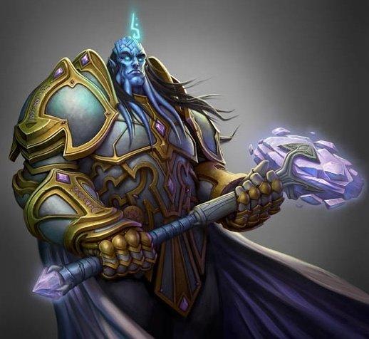 魔兽世界的霸气侧漏5大双手锤幻化,第一名是狂暴战最爱!