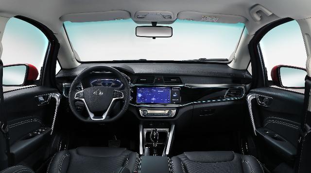 全球鹰EX3上市,三款车型售价七万起