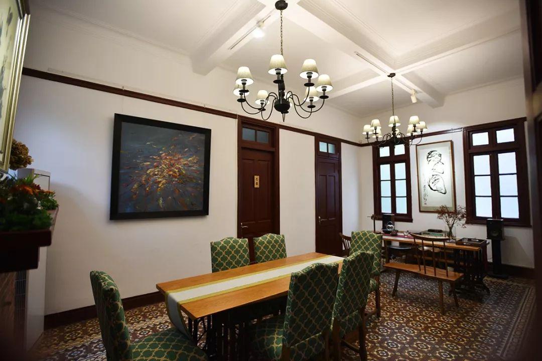60万租下500民国旧物,他们用别墅装出最美别墅二手金坛香格里拉图片