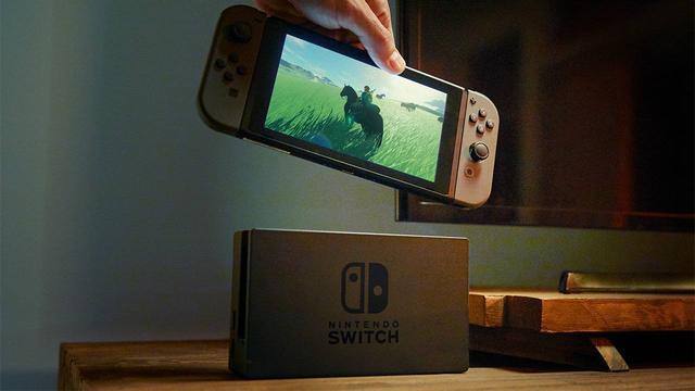 伴随着Switch的畅销 它也跟着火了起来