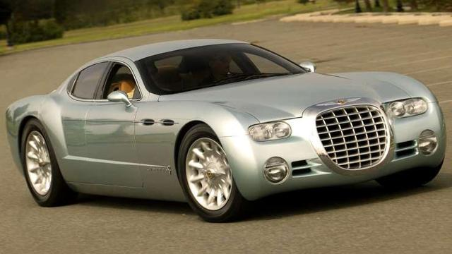 10款克莱斯勒应该量产的概念车型 ME412本应成为一款成功的超跑