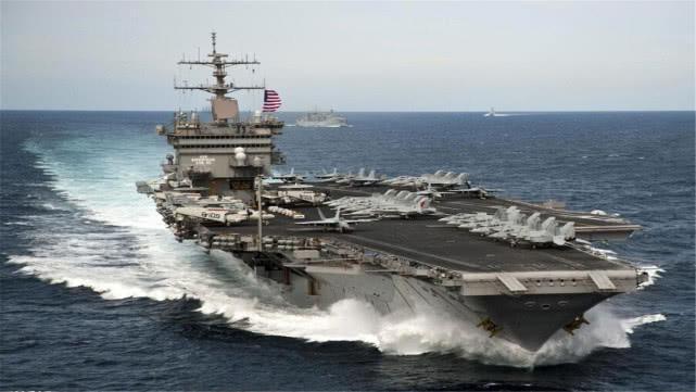 8万吨核航母成废铁 要花95亿才能拆除 美国人: 扔给中国