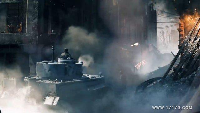 民用载具首次参战!《战地5》大逃杀模式或将加入拖拉机
