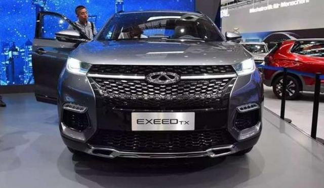 奇瑞终于翻身!这辆奇瑞EXEEDTX,11万起又能成国产神车!
