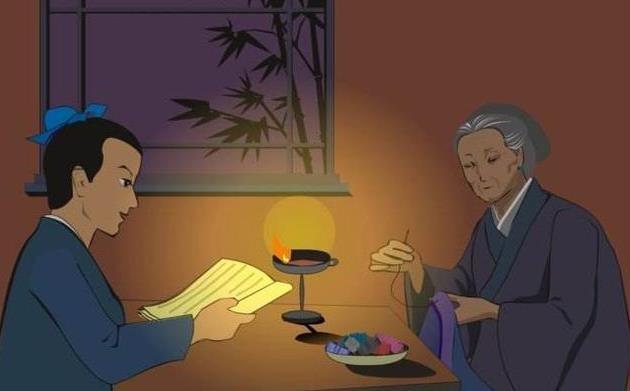 母亲感人_这首古诗,写出最感人的母爱,苏轼为之赞叹不已!