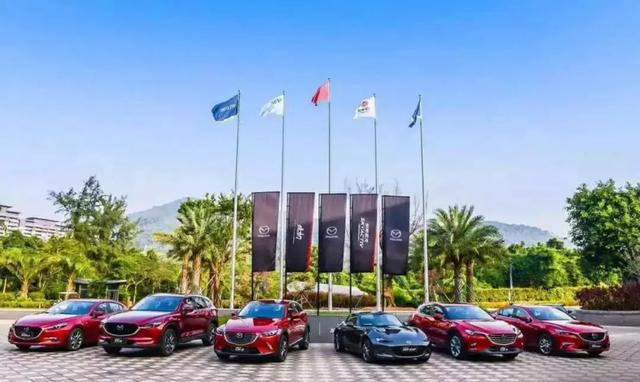 马自达将携Mazda CX-8及MX-5 RF荣耀亮相北京国际车展