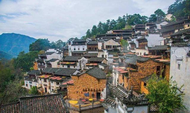 风景 古镇 建筑 旅游 摄影 640_383
