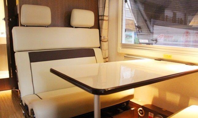直降3.5万 华晨海狮C型房车十一特价49万