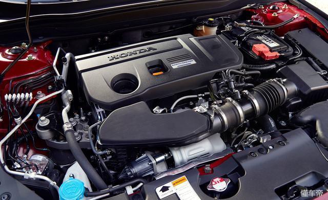 98万起,没有2.0t发动机的十代雅阁能赢得消费者吗?