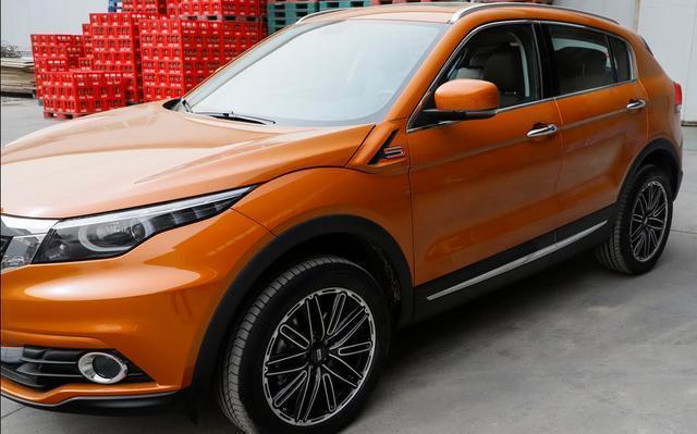 最骄傲的国产车, 故障基本为零, 装宝马1.6T动力和中华V7同芯!