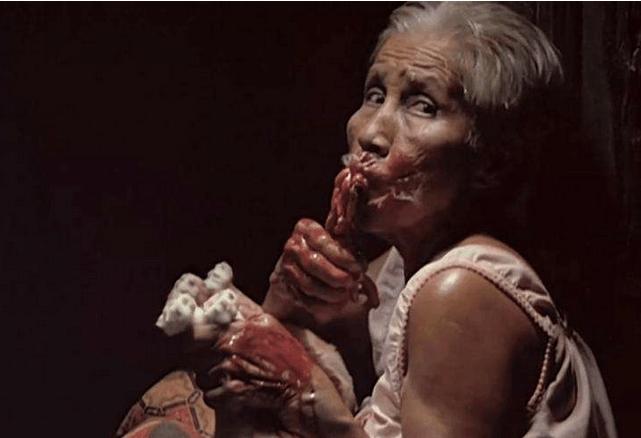 香港爱演鬼片的老婆婆_泰国最恐怖的十部鬼片, 恐怖程度不输《山村老尸》