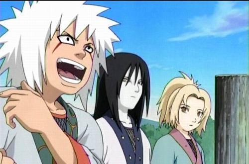 火影忍者十大--三人组, 最强是谁, 最弱又是谁?