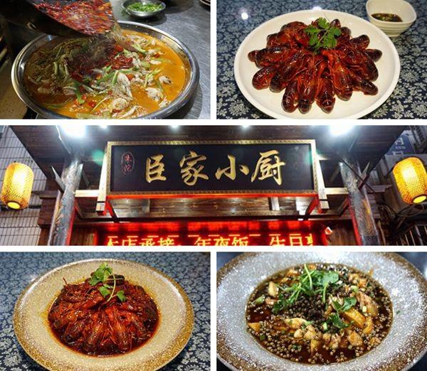 朱沱臣美食厨陈咨含用v美食诠释着家小、厨艺界餐饮五月图片