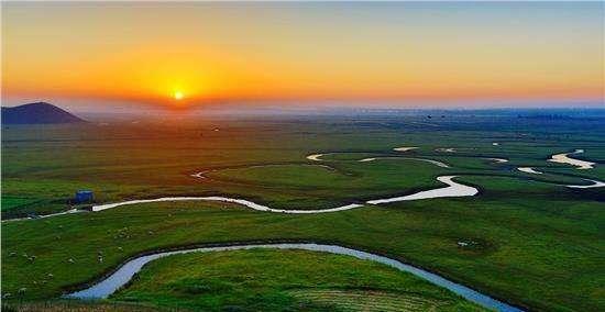 大美张北草原,中国的66号公路!