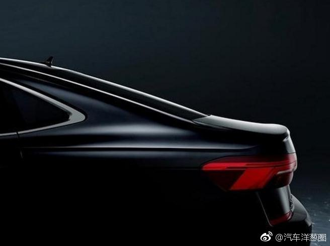 上汽大众帕萨特官方预告图发布!新车将于10月12日首发
