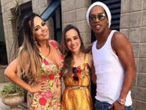 小罗8月将与两女大婚 3人同住豪宅超和谐 亲姐姐接受不了拒绝出席
