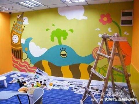 手绘涂鸦墙环保吗? 手绘墙用的是什么材料?