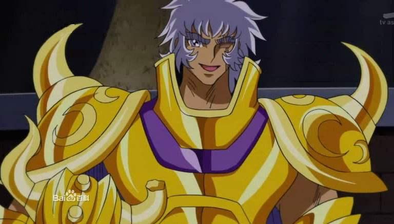 贵鬼_圣斗士:只有中等实力的四代黄金里,玄武比贵鬼更强!
