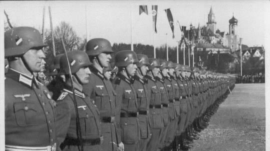假如二战时,入侵中国的不是日本,而是德国,中国