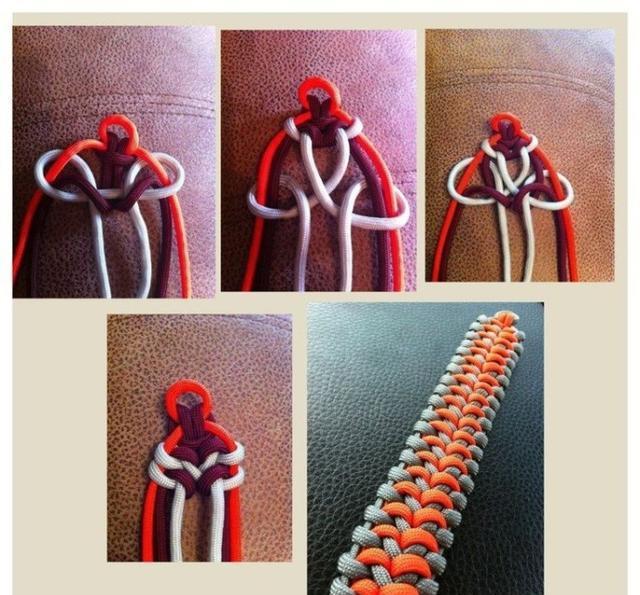 超全各种自制造型编法,再搭配一款丝带编发扭力超美的!50ltdk手链仪图片