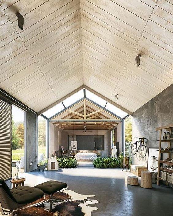 建筑空间丨坡屋顶