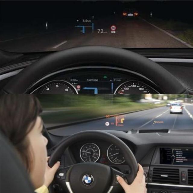 汽车挡风玻璃变AR显示器?苹果新专利有点意思