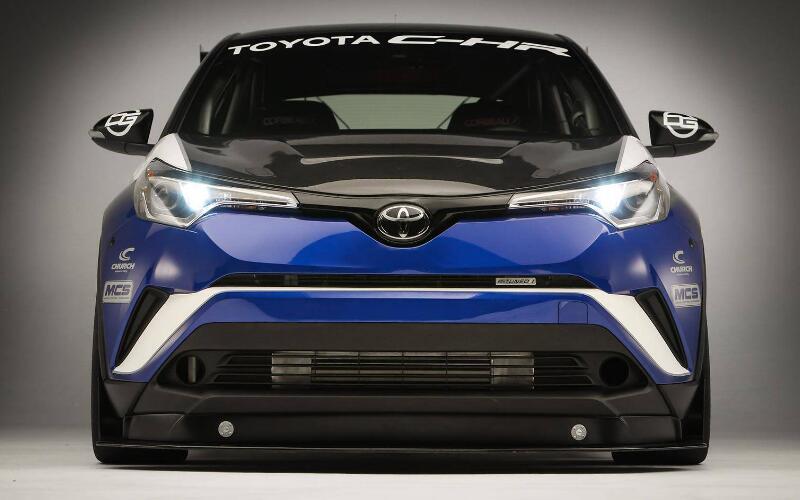 丰田新款suv即将国产化