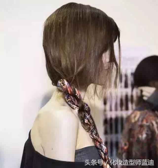 发型控看过来,这些diy简约发型随手学图片
