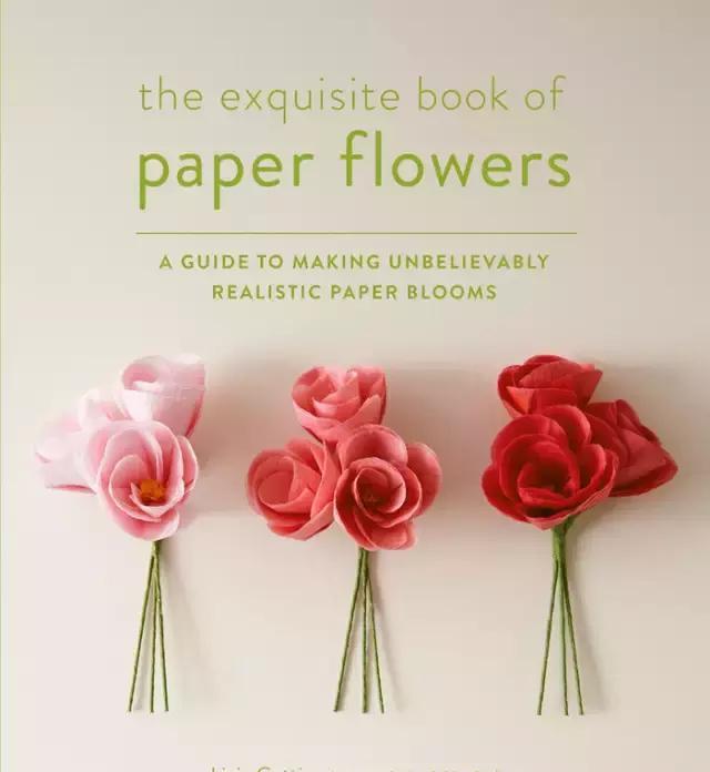 幼儿园亲子手工教程:两款手工玫瑰花超详细制作步骤