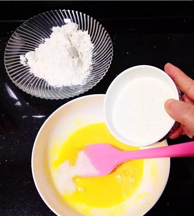 一分钟学会电饭锅做蛋糕, 回到家就立马做!
